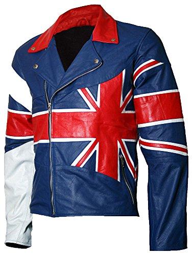 British Biker Jacket - 3