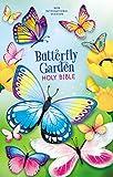 NIV Butterfly Garden Holy Bible, Hardcover, Comfort Print