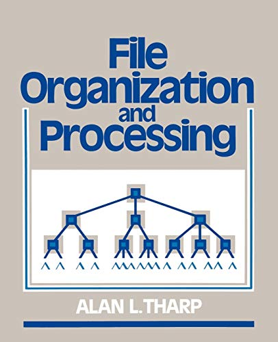 File Organization & Processing (File Organization And Processing)