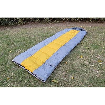 SHUIDAI Sacs de couchage/plein air/ultra léger/lourd/adulte , yellow
