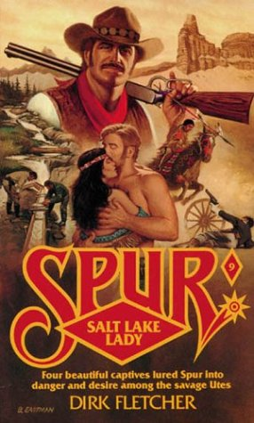book cover of Salt Lake Lady