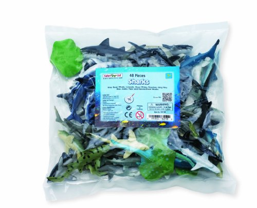 Safari Ltd Sharks Bulk Bag -