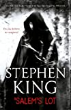 Front cover for the book Salem's Lot by Stephen King