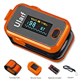 Best Oximeters - Ulaif Fingertip Pulse Oximeter with OLED Display Portable Review
