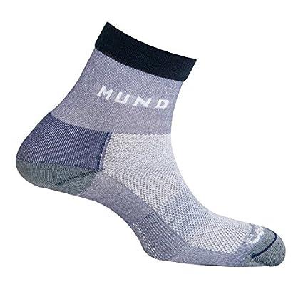 MUND Cross Mountain Calcetines de Running, Hombre, Marino, 46-49