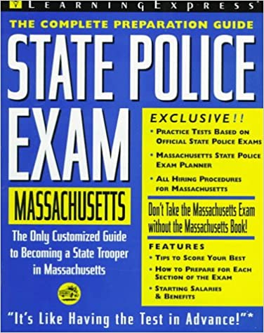 State police exam massachusetts complete preparation guide state police exam massachusetts complete preparation guide learning express law enforcement series massachusetts fandeluxe Image collections