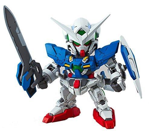 Bandai Hobby SD EX-Standard Gundam Exia Action Figure by Bandai Hobby (Ex Star Figure)