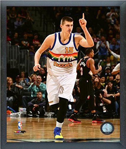 Nuggets X Rockets: Nikola Jokic Nuggets Poster, Nuggets Nikola Jokic Poster