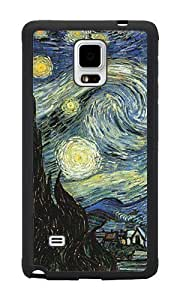 Starry Night (van Gogh) - Case for Samsung Galaxy Note 4 by runtopwell