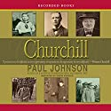 Churchill Audiobook by Paul Johnson Narrated by Simon Prebble