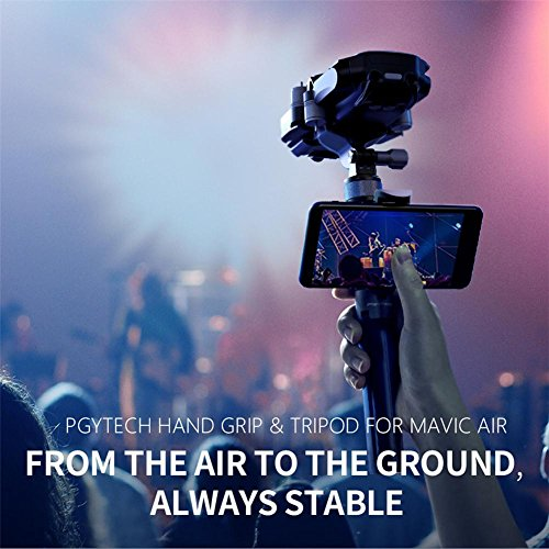 RONDA Gimbal Handle Stabilizer for Dji Mavic Air Portable Universal Bracket Tripod Holder with Phone Holder Mount by RONDA (Image #6)