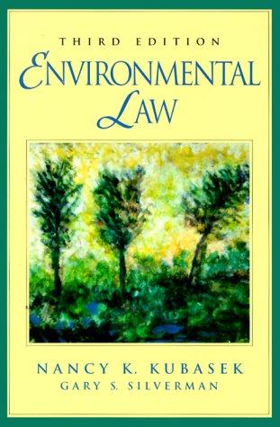 Environmental Law (3rd Edition)