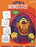 Kids Can Draw Monsters, Philippe Legendre, 1560106530