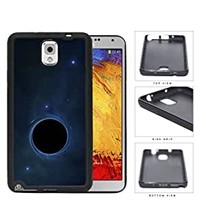Spacetime Black Hole Rubber Silicone TPU Cell Phone Case Samsung Galaxy Note 3 III N9000 N9002 N9005