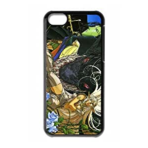 Record of Lodoss War iPhone 5c Cell Phone Case Black NRI5089783