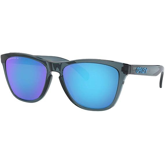 OAKLEY 0OO9013 Gafas de sol, Crystal Black, 54 para Hombre ...