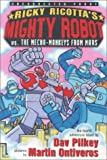 Ricky Ricotta #04: Mighty Robot Vs The Mecha-monkeys From Mars