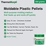 Thermomorph, Moldable Plastic Pellets 17.6