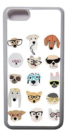 Custom Iphone 8 Plus Case Dog Wallpaper Hard Plastic Phone Cell Case For Iphone 8 Plus