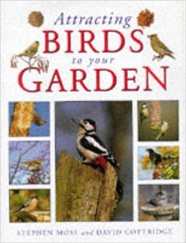 Book Attracting Birds To Your Garden