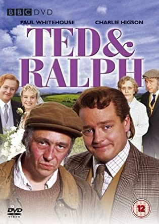 Picture of BBCDVD 1979 Ted & Ralph by artist Paul Whitehouse / Charlie Higson from the BBC dvds - Records and Tapes library
