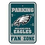 NFL Philadelphia Eagles Plastic Parking Sign