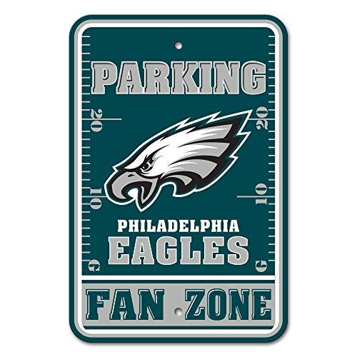 BSI PRODUCTS, INC. NFL Philadelphia Eagles Plastic Parking Sign
