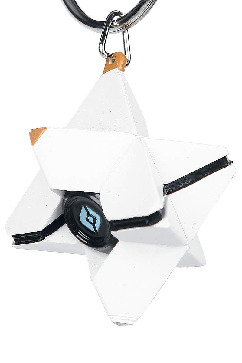 Destiny 2 - Ghost 3 D Llavero Blanco: Amazon.es: Equipaje