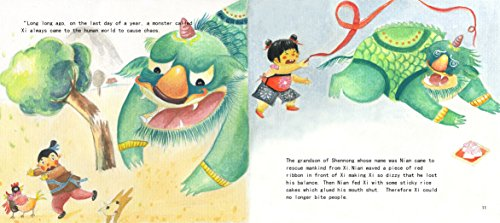 Celebrating Chinese Festivals: A Collection of Holiday Tales, Poems and Activities by Shanghai Press (Image #5)