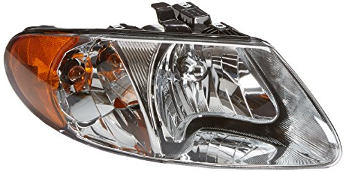 (TYC 20-6021-00-1 Right Replacement Head Lamp)