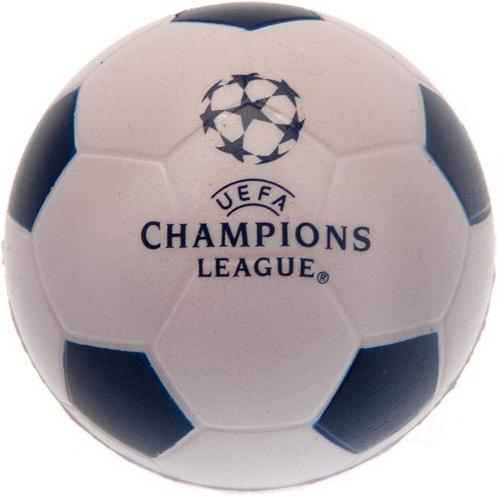 UEFA Champions League - Pelota antiestrés - Marfil - Talla única ...