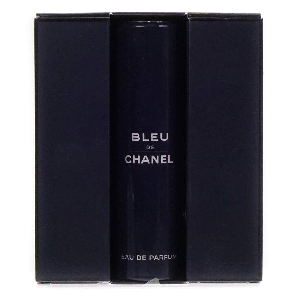 Chanel Bleu Eau De Parfum 3x20ml