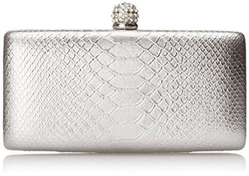 la-regale-clasp-detail-evening-bag-silver-one-size