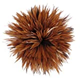 Zucker Feather (TM) - Rooster Saddle-Furnace 1YD - Natural