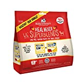 Stella & Chewy's Freeze-Dried Raw Cage-Free Chicken Meal Mixer Lil' SuperBlends Grain-Free Dog Food Topper, 8 oz. bag