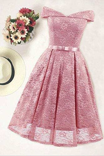 Tulle Avril Perline Da Vestito Abito Senza Lungo Prom Principessa Maniche Sera Rosa Illusione 4qwwIxpHn
