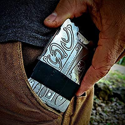 Grim Survival Multi-Tool Wallet by Grim Workshop