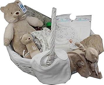 DonRegaloWeb - Canastilla - Cesta de regalo para recién nacido ...