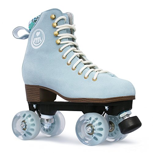 BTFL Rollschuhe für Damen Skating Dance Pro Scarlett Classic Retro Größe EU: 40 ()