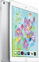 "Apple 9.7"" iPad Wi-Fi Newest Model (128GB WiFi, Silver)"