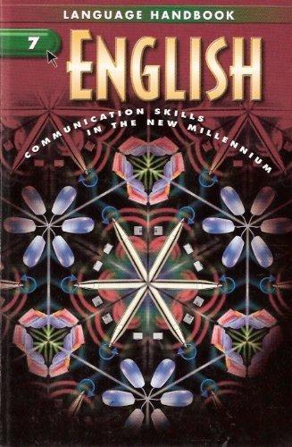 Bk English: Communication Skills in the New Millennium (BK Language Handbook, Grade 7)