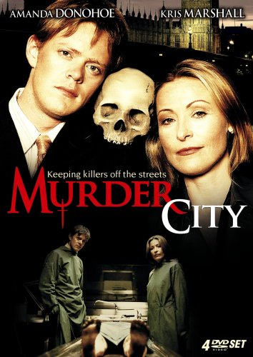 Murder City by DONAHOE,AMANDA
