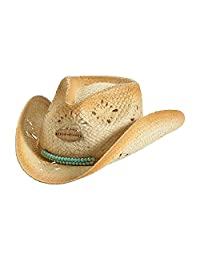 Legendary Whitetails Ladies Ropes and Reins Cowgirl Hat Prairie