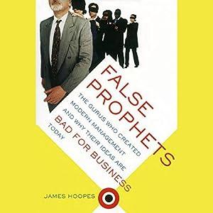 False Prophets Audiobook