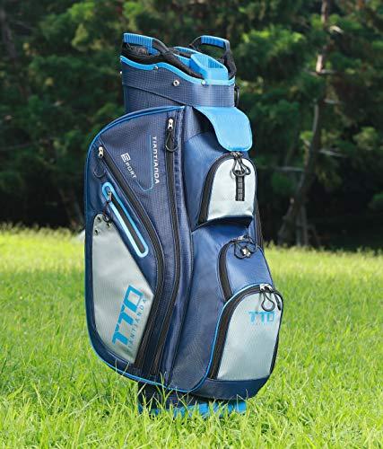 Amazon.com: TTD TIANTIANDA - Bolsa para carrito de golf (10 ...