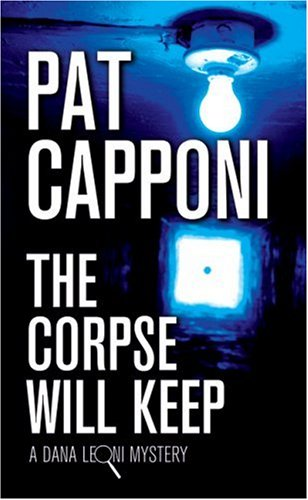 book cover of The Corpse Will Keep