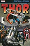 Thor Epic Collection: To Wake the Mangog (Epic Collection: Thor)