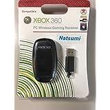 【MA-6657】XBOX360ワイヤレスコントローラがPCで使えるレシーバー ブラック