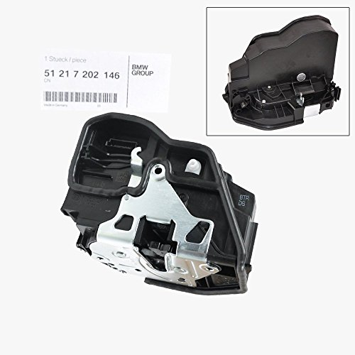 BMW Front Door Lock Actuator Mechanism Right Passenger Genuine Original (Front Power Door Lock Actuator)