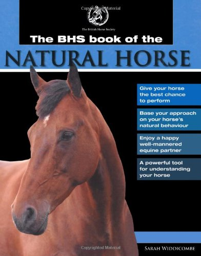 Download The BHS Book of the Natural Horse PDF